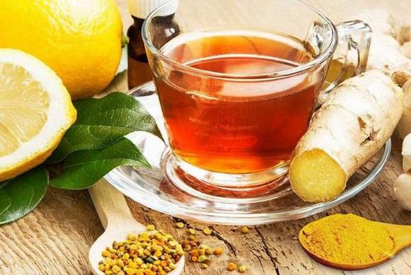 trà gừng loại nào tốt